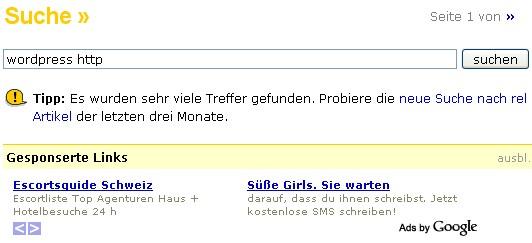 slug.ch und Google Ads