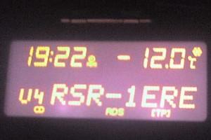 Minus 12 Grad