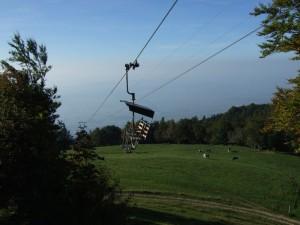 Sesselbahn Weissenstein